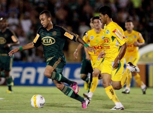 Campeonato Paulista, jogo : Mirassil x Palmeiras